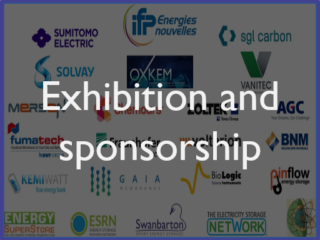 Exhibition and sponsorship